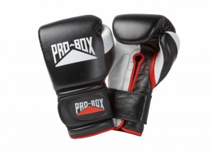 Pro Box Leather Boxing Gloves £56.99 RRP £69.99