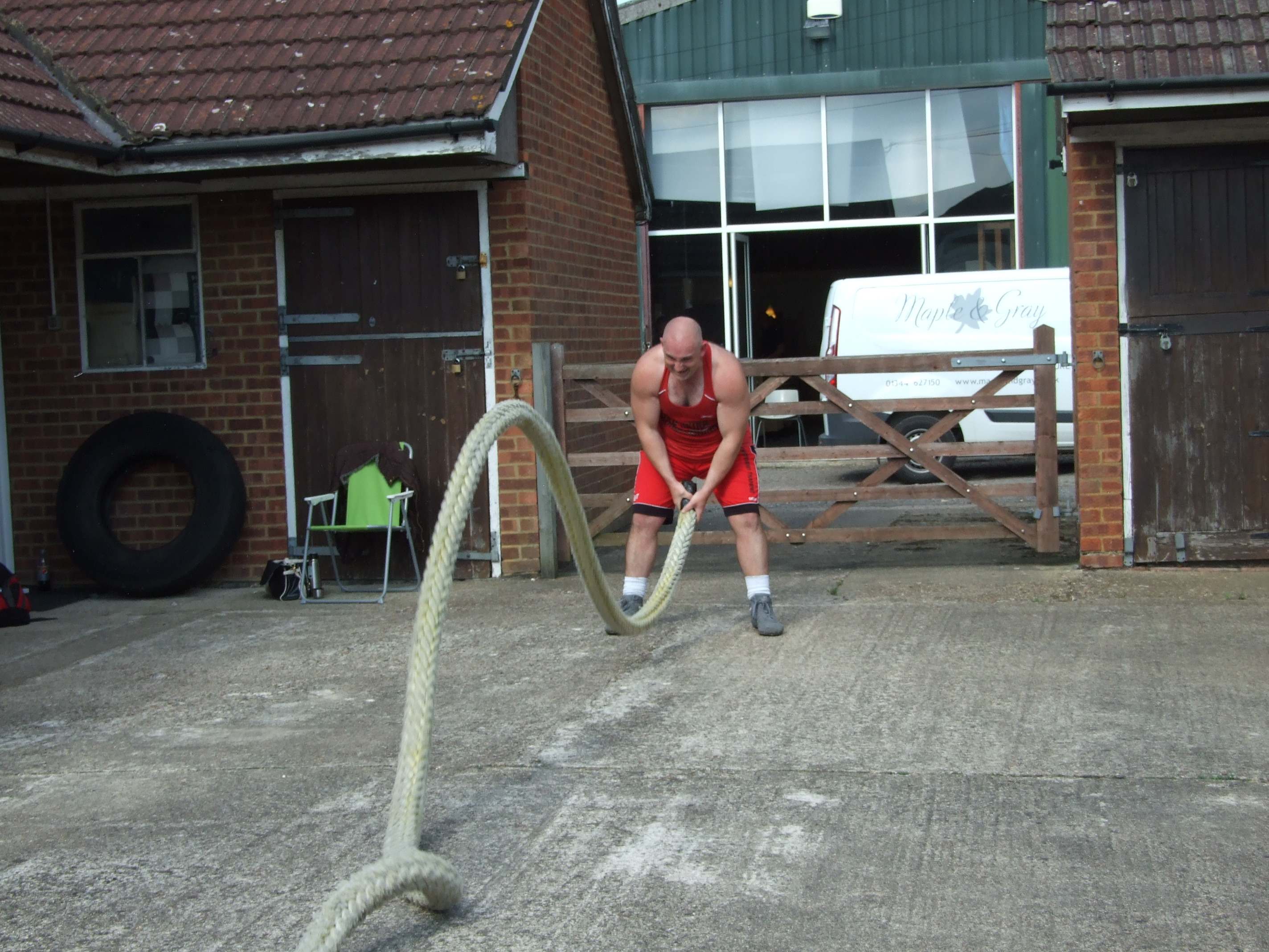 Strength and Conditioning Personal Trainer, Windsor, ascot   Dans