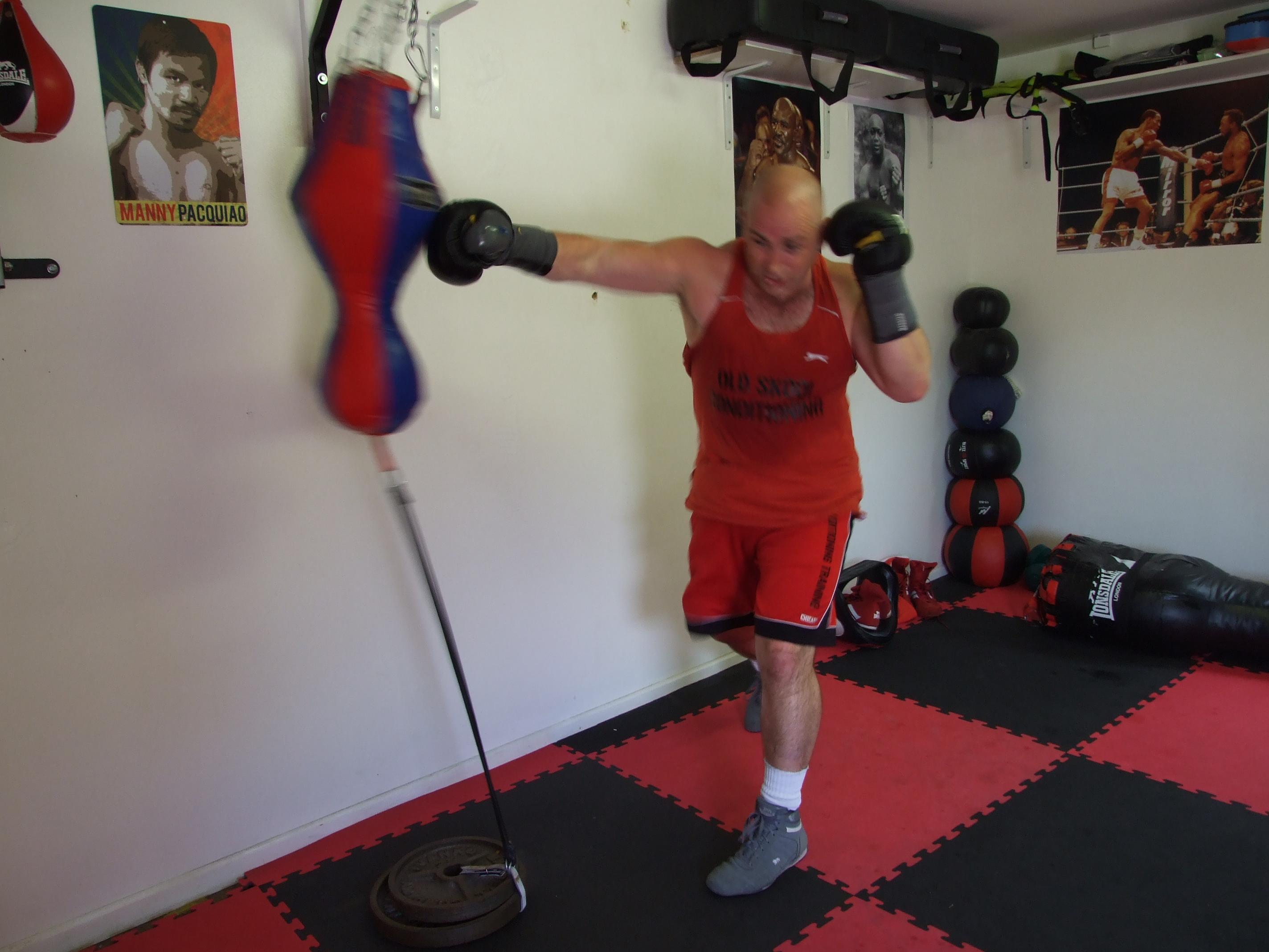 Boxing Fitness Training, Windsor,Ascot,Winkfield,Bracknell | Dans