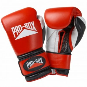 Pro Box Pro Spar Leather Boxing Gloves £56.99, RRP £69.99